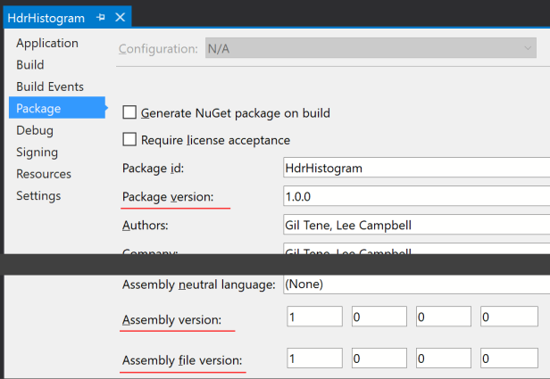 Vs2017ProjectPackageSettings